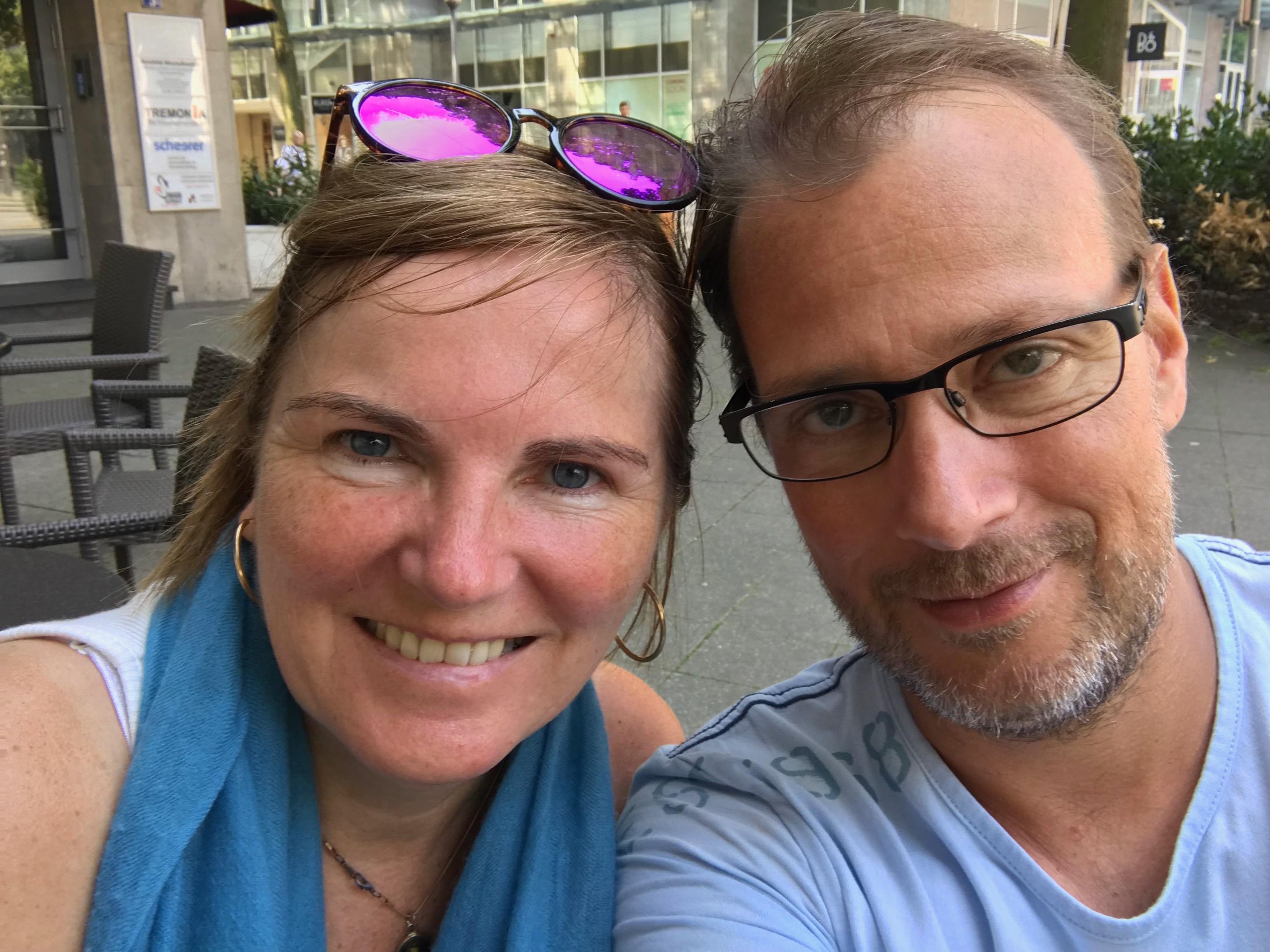 Dr. Petra Brück, Dr. Stefan Kimmeskamp