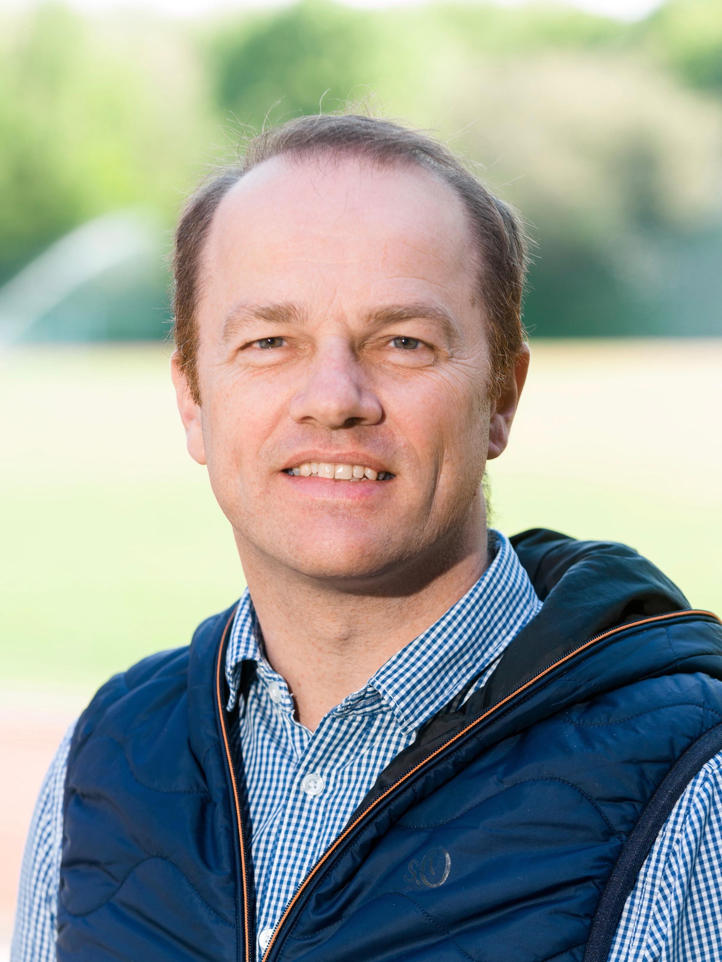 Prof. Dr. Michael Pfitzner