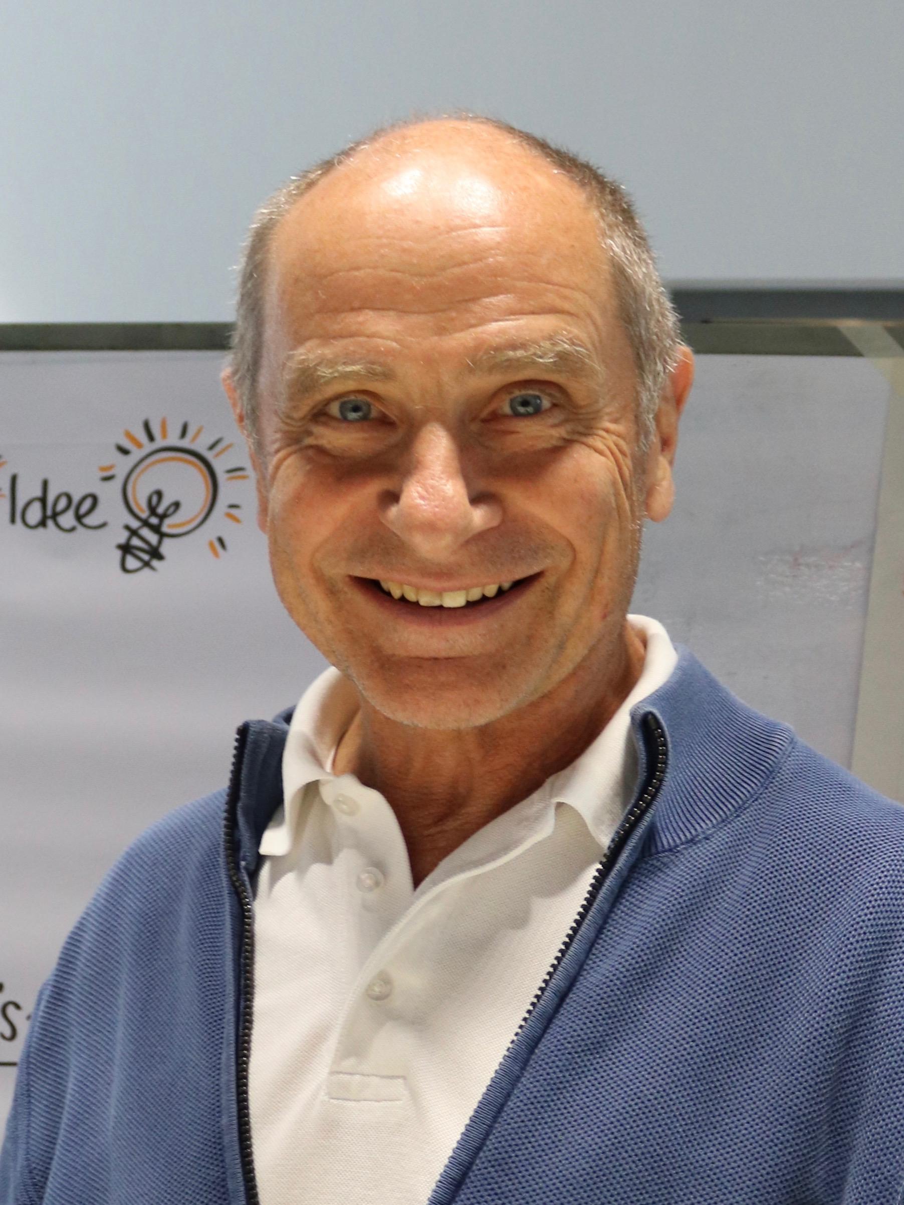 Dipl. Sportlehrer Jürgen Schmagold